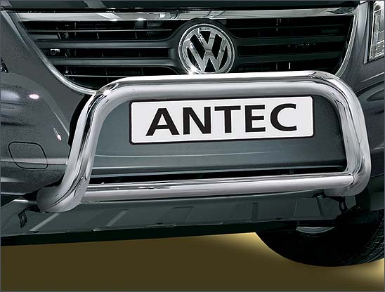 Volkswagen Tiguan (2007-) – Antec Godkjent Frontbøyle-Lysbøyle m/tverrør