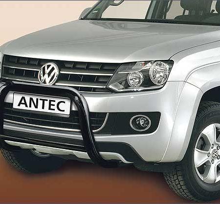 Volkswagen Amarok (2010-) – Antec Godkjent Frontbøyle-Lysbøyle m/tverrør