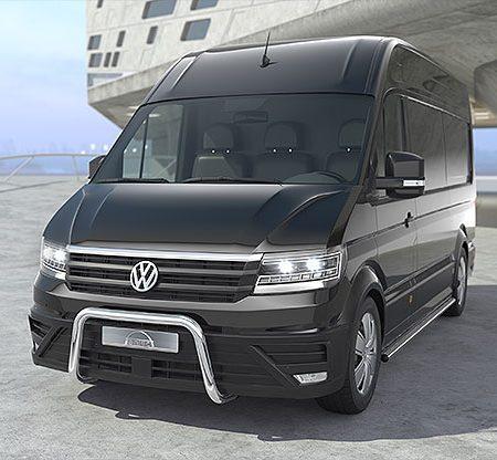 Volkswagen Crafter (2017-) – Antec Godkjent Frontbøyle-Lysbøyle