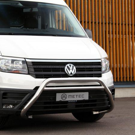 Volkswagen Crafter (2017-) – Metec 4x4 Godkjent Frontbøyle-Lysbøyle m/tverrør