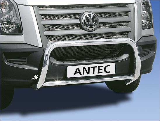 Volkswagen Crafter (2011-) – Antec Godkjent Frontbøyle-Lysbøyle m/tverrør