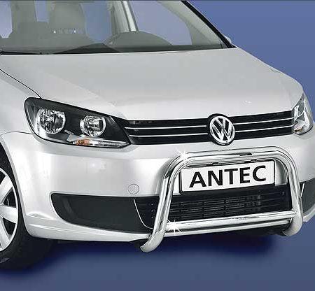 Volkswagen Touran (2010-) – Antec Godkjent Frontbøyle-Lysbøyle m/tverrør