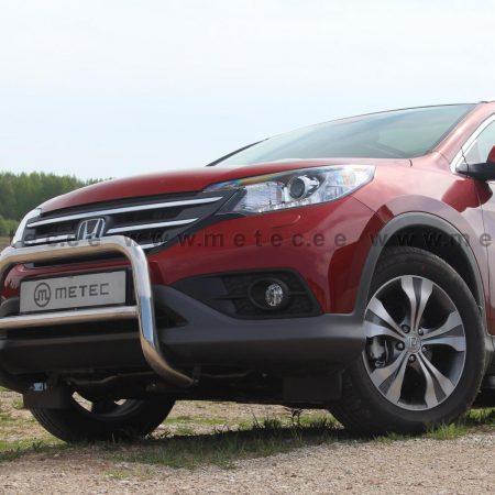 Honda CR-V (2013-) – Metec 4x4 Godkjent Frontbøyle-Lysbøyle m/tverrør