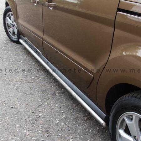Ford Connect (2014-) – Metec 4x4 Kanalbeskytter