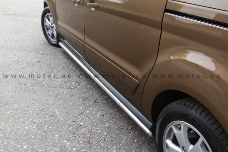 Ford Connect (2014-) – Metec 4x4 Kanalbeskytter