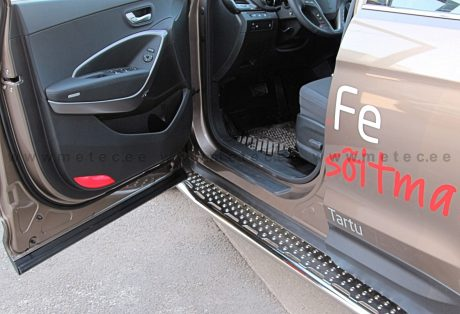 Hyundai Santa Fe (2012-) – Metec 4x4 Stigtrinn