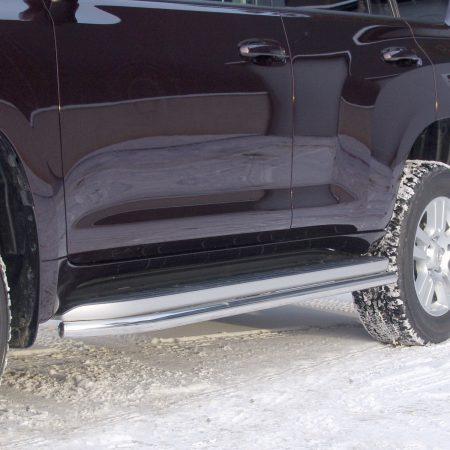Toyota Land Cruiser 150 (2010-) – Metec 4x4 Original trinn beskytter