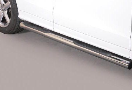 Audi Q5 (2008-) – Misutonida 4×4 Kanalbeskytter m/trinn