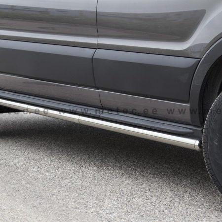 Ford Transit (2014-) – Metec 4x4 Kanalbeskytter m/u LED