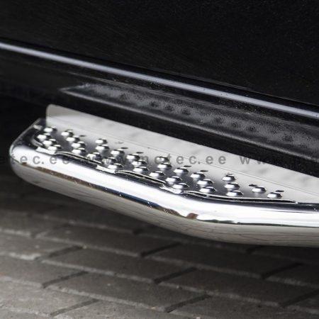 Mercedes-Benz V-Klasse (2014-) – Metec 4x4 Stigtrinn for fordør