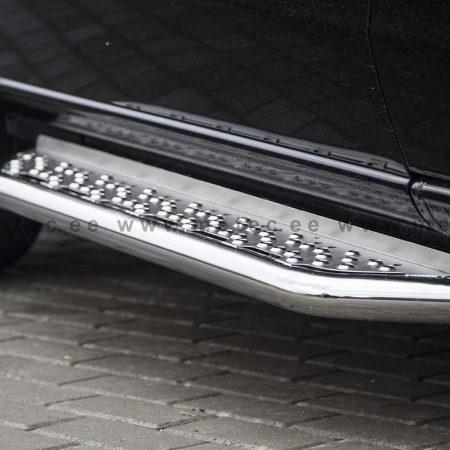 Mercedes-Benz V-Klasse (2014-) – Metec 4x4 Stigtrinn for sidedør