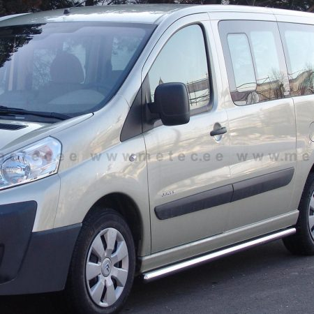Citroën Jumpy (2006-) – Metec 4x4 Kanalbeskytter