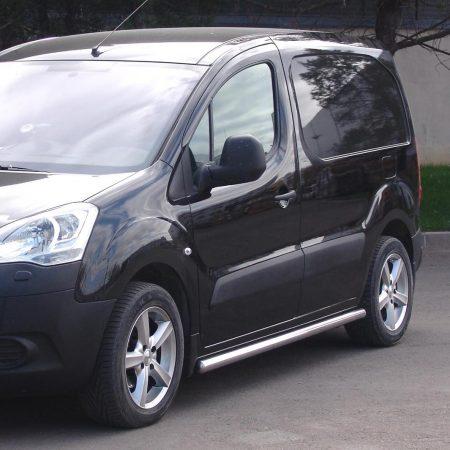 Peugeot Partner (2008-) – Metec 4x4 Kanalbeskytter