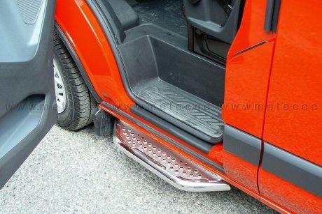 Ford Transit Custom (2013-) – Metec 4x4 Stigtrinn