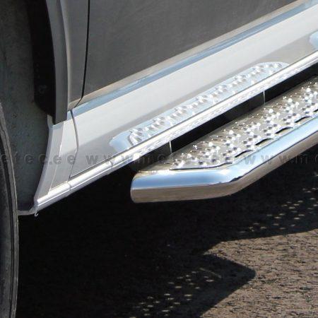 Volkswagen Crafter (2017-) – Metec 4x4 Stigtrinn for fordør