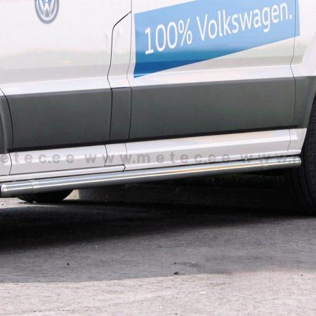 Volkswagen Crafter (2017-) – Metec 4x4 Kanalbeskytter m/u LED