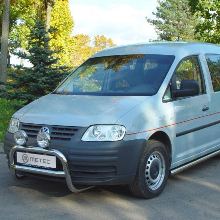 Volkswagen Caddy (2004-) – Metec 4x4 Kanalbeskytter