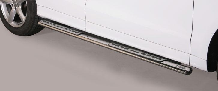 Audi Q5 (2008-) – Misutonida 4×4 Oval Kanalbeskytter m/trinn