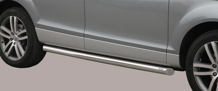 Audi Q7 (2006-) – Misutonida 4×4 Kanalbeskytter