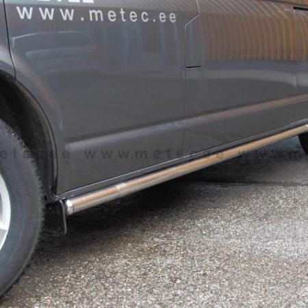 Volkswagen T5 (2003-) – Metec 4x4 Kanalbeskytter m/u LED