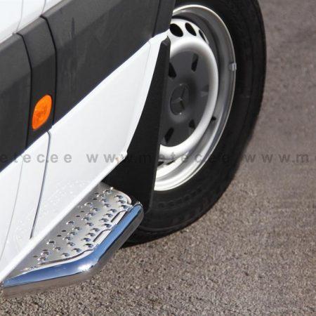 Volkswagen Crafter (2007-) – Metec 4x4 Stigtrinn for fordør