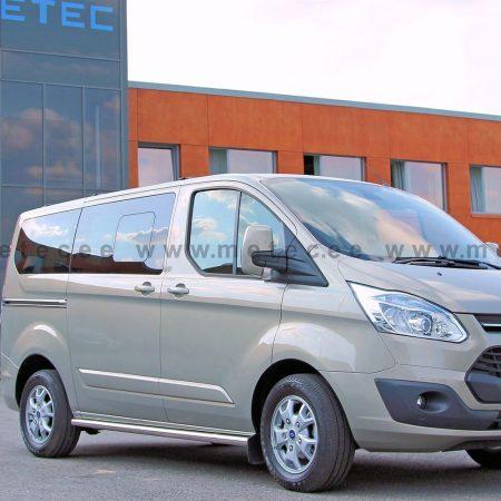 Ford Transit Custom (2013-) – Metec 4x4 Kanalbeskytter m/u LED