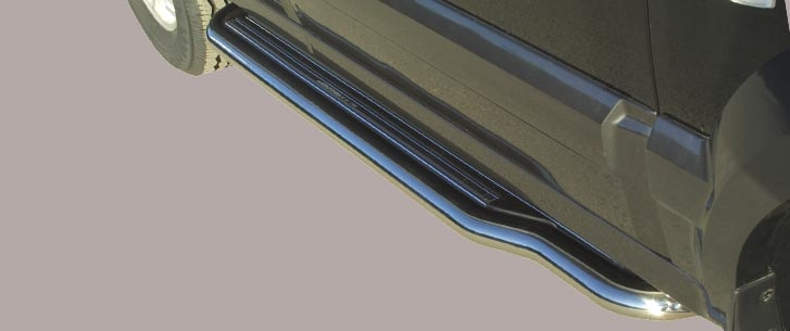 Kia Sorento (2002-) – Misutonida 4x4 Stigtrinn