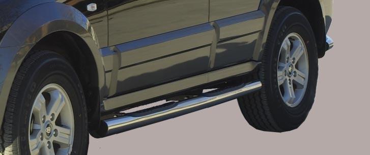Kia Sorento (2002-) – Misutonida 4×4 Kanalbeskytter m/trinn