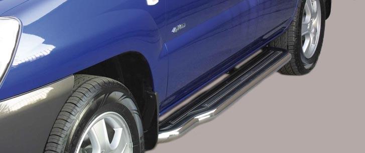 Kia Sportage (2004-) – Misutonida 4x4 Stigtrinn