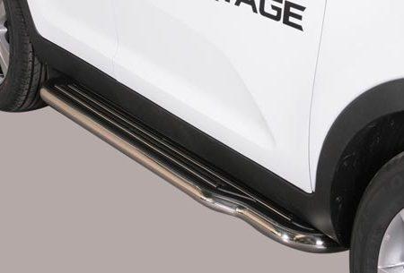 Kia Sportage (2010-) – Misutonida 4x4 Stigtrinn