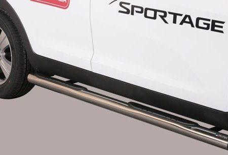 Kia Sportage (2010-) – Misutonida 4×4 Kanalbeskytter m/trinn