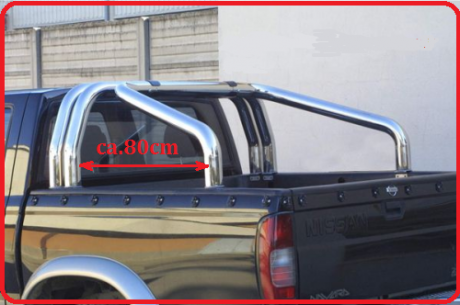 Chevrolet Silverado (1999-) – Shadow Line 3 rørs Veltebøyle