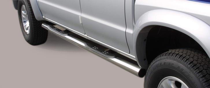Mazda B-2500 (2003-) – Misutonida 4×4 Kanalbeskytter m/trinn