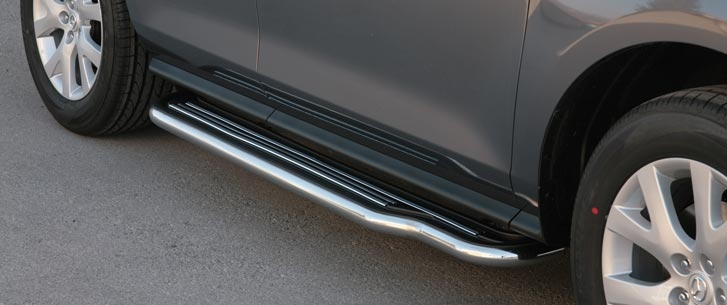 Mazda CX-7 (2008-) – Misutonida 4x4 Stigtrinn