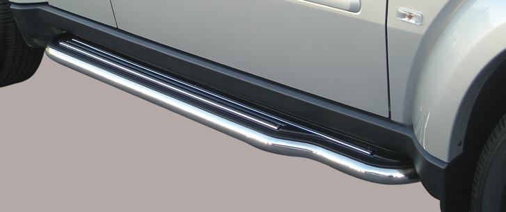 Dodge Nitro (2007-) – Misutonida 4x4 Stigtrinn