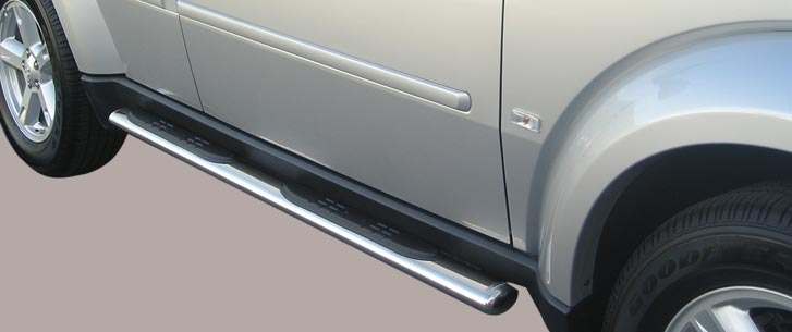 Dodge Nitro (2007-) – Misutonida 4×4 Kanalbeskytter oval m/trinn