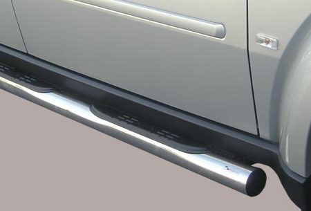 Dodge Nitro (2007-) – Misutonida 4×4 Kanalbeskytter m/trinn