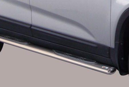 Kia Sorento (2010-) – Misutonida 4×4 Kanalbeskytter oval m/trinn