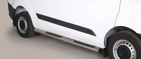 Ford Transit Custom (2013-) – Misutonida 4×4 Kanalbeskytter m/trinn