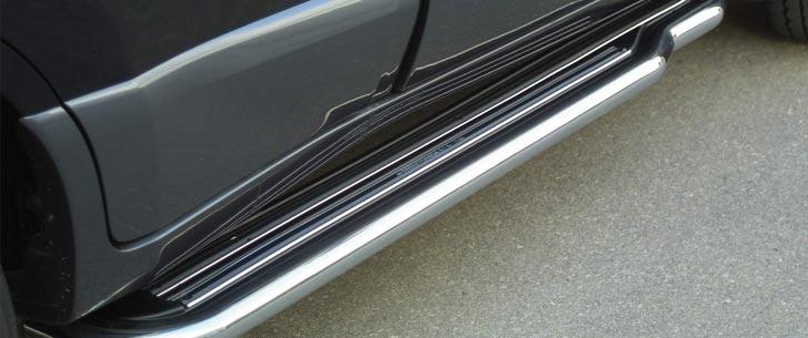 Hyundai Santa Fe (2005-) – Misutonida 4x4 Stigtrinn