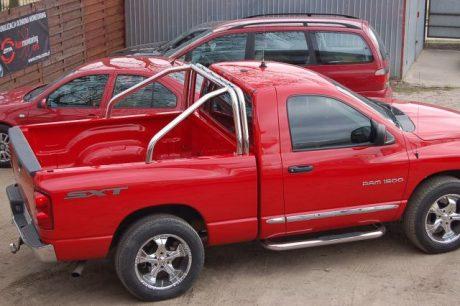 Chevrolet Silverado (1999-) – Shadow Line Veltebøyle