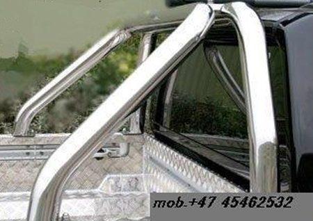 Chevrolet Silverado (1999-) – Shadow Line 2 rørs Veltebøyle
