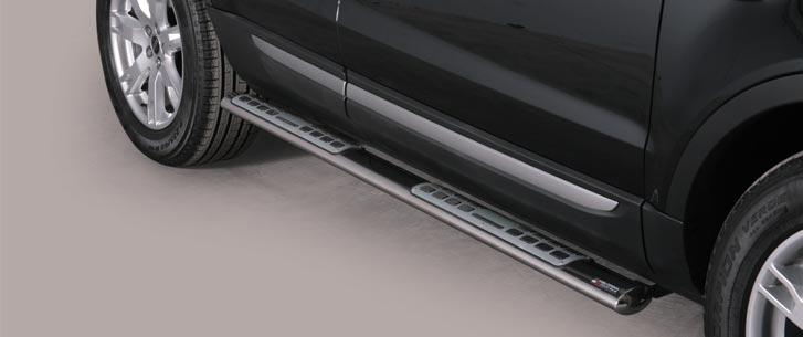 Land Rover Range Rover Evoque (2011-) – Misutonida 4×4 Kanalbeskytter oval m/trinn