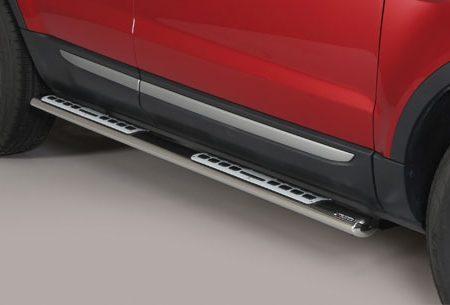 Land Rover Range Rover Evoque (2016-) – Misutonida 4×4 Kanalbeskytter oval m/trinn