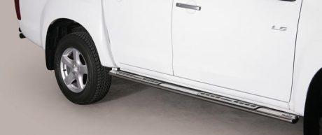 Isuzu D-Max (2012-) – Misutonida 4×4 Kanalbeskytter oval m/trinn