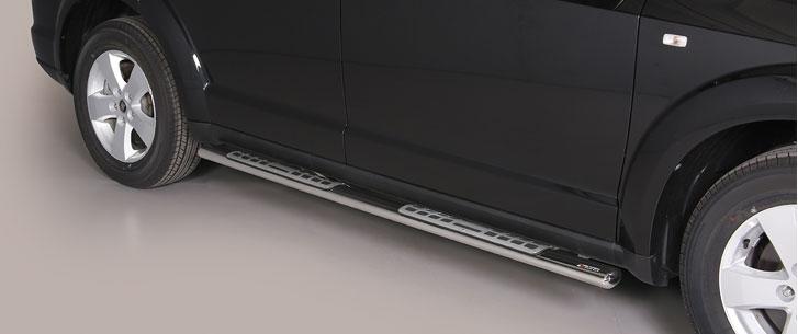 Fiat Freemont (2011-) – Misutonida 4×4 Kanalbeskytter oval m/trinn