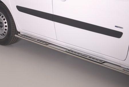 Mercedes Benz Citan (2012-) – Misutonida 4×4 Kanalbeskytter oval m/trinn