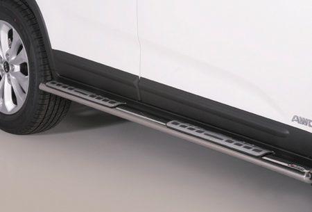 Kia Sorento (2012-) – Misutonida 4×4 Kanalbeskytter oval m/trinn