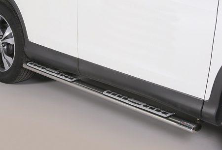 Honda CR-V (2012-) – Misutonida 4×4 Kanalbeskytter oval m/trinn