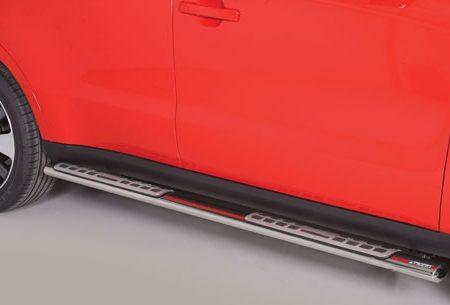 Kia Soul (2014-) – Misutonida 4×4 Kanalbeskytter oval m/trinn